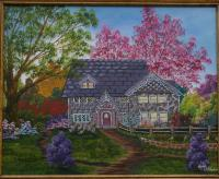 Homes - Cozy Country Cottage - Oil