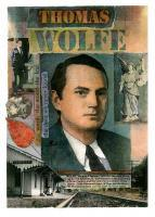 Authors - Thomas Wolfe - Pen And Ink And Watercolor