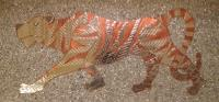 Animals - Tiger - Steel Copper Aluminum