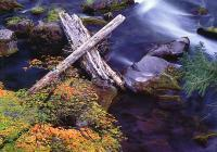 Rogue River Fall - Photography Photography - By Dean Uhlinger, Photorealism Photography Artist