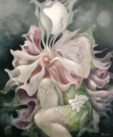 Mythology - Flora Incognito - Oil On Canvas
