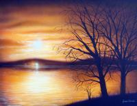 New Dawn Giclee Print - Giclee Print Other - By James Loveless, Realism Other Artist