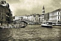 Architectural - Rialto Bridge Venice - 35Mm