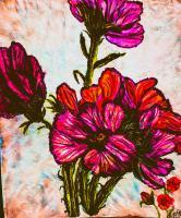 Flowers - Bright - Watercolors