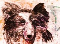 Animals - Miss Annie - Watercolors