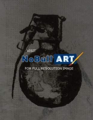 Lithographs - Grenade - Lithography