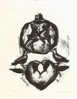 Lithographs - Untitled - Lithography