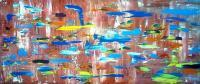 Abstracts - Aquarium - Acrylic