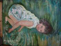 Child - Littlegirl - Add New Artwork Medium