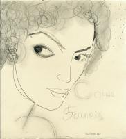 Portraits - Connie Francis - Pencil And Paper