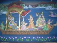 Multiple - Krishna Radha - On Cotton