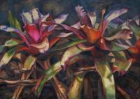 Botanicals - Color Lingo - Oil On Canvas