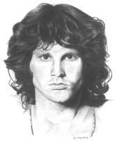 Noir Classics - Jim Morrison - Pencil