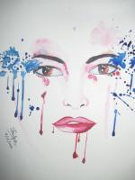 My Collections - Tears - Acrylics