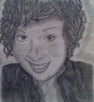 Portraits - Amanda - Pencil