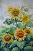 Decorative - Summer Day - Oil