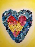 Mixed Media - Heart - Mixed Media
