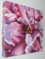 Flower Collection - Tutti Fruity Flower - Oil On Canvas