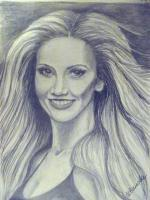 Pencil Works - Delta Goodrem - Pencil