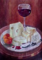 Pencil Works - Cheese Plater - Pencil