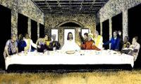 Religious - The Lords Supper - Mixed Medium