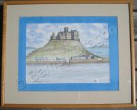 Landscapes - St Michaels Mount - Water Colour