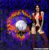 Gothic - Fire Bitch - Various Mac Computer Programs