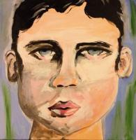Portraits - Boy - Acrylics