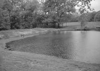 Black And White - Silent Lake - Digital Camera