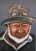 My Life - Col Griffin - Oil Pastel