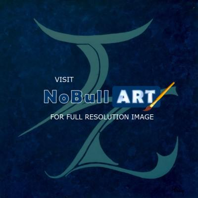 Modern - Untitled - Acrylic