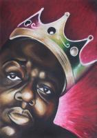 Legends - Big - Oil Pastel