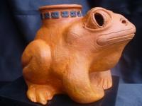 Vessel Collection - Frog Vessel - Ceramic