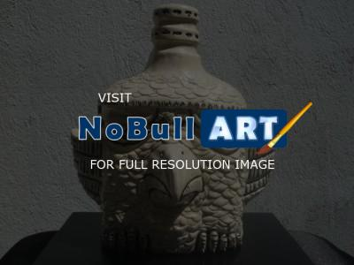 Vessel Collection - Eagle Vessel - Ceramic