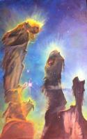 Oils - Eagle Nebular - Oil