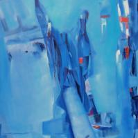 May 102014 - Oil Paintings - By Micheline Bousquet, Abstract Painting Artist