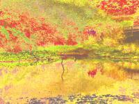 Impressionistic - Oakwell Hall - Digital