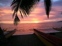 Kihei Canoe Club Sunset 2 - Digital Photography - By Tamara Johnson, Digital Photography Photography Artist