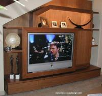 Ht - Home Theater Cabinet - Custom Woodwork