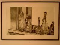 Drink - Pencil Drawings - By Jaime Seibert, Photorealism Drawing Artist