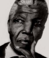 Traditional - Nelson Mandela - Pencil And Paper