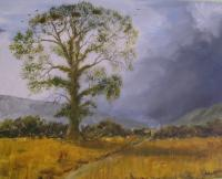 Impressionism - Rooks Haven - Oil