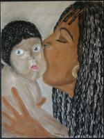 Yes - Mother And Child - Pastels