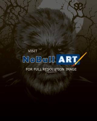 The Real World - The Wolfman - Photoshop