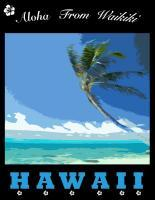 Poster - Hawaii - Photoshop