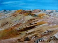 Gallery 1  Landscapes - Arabian Desert - Oil
