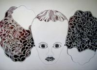 Surrealism - Afro Puffs - Art Markers