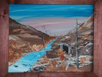 Landscapes - Lost Mine - Acrylic