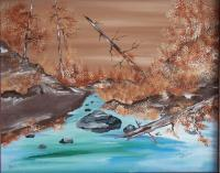 Landscapes - Natures Splendor - Acrylic