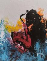 The Ken Joslin Collection - Memories Of Coltrane - Acrylic